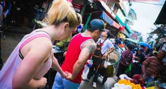 Chiang mai Foodie tour with 2 market