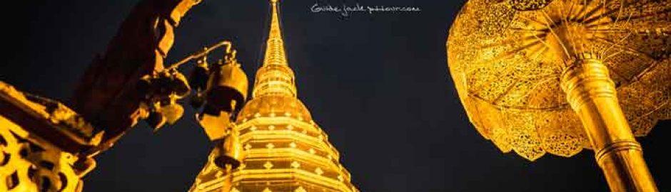 Chiang Mai evening tour at doi suthep