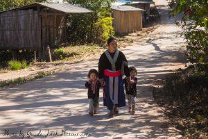 Doi Pui Hmong Hilltribe
