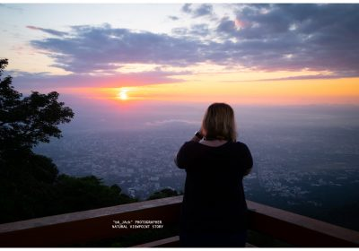 Doi suthep sunrise
